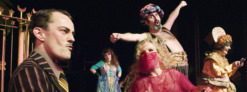 Simsalabad. Den Anden Opera.